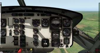 Nimbus Simulations' Huey for X-Plane