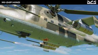 Mi-24 Hind for DCS