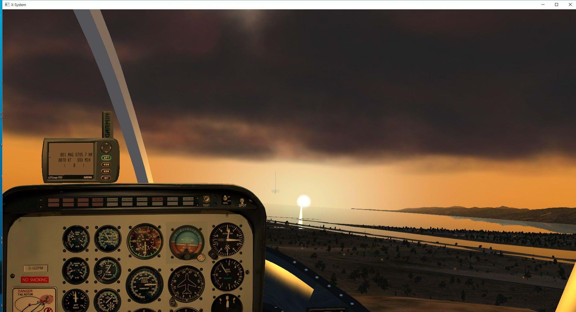 Transitional flight: from FSX to X-Plane • HeliSimmer com
