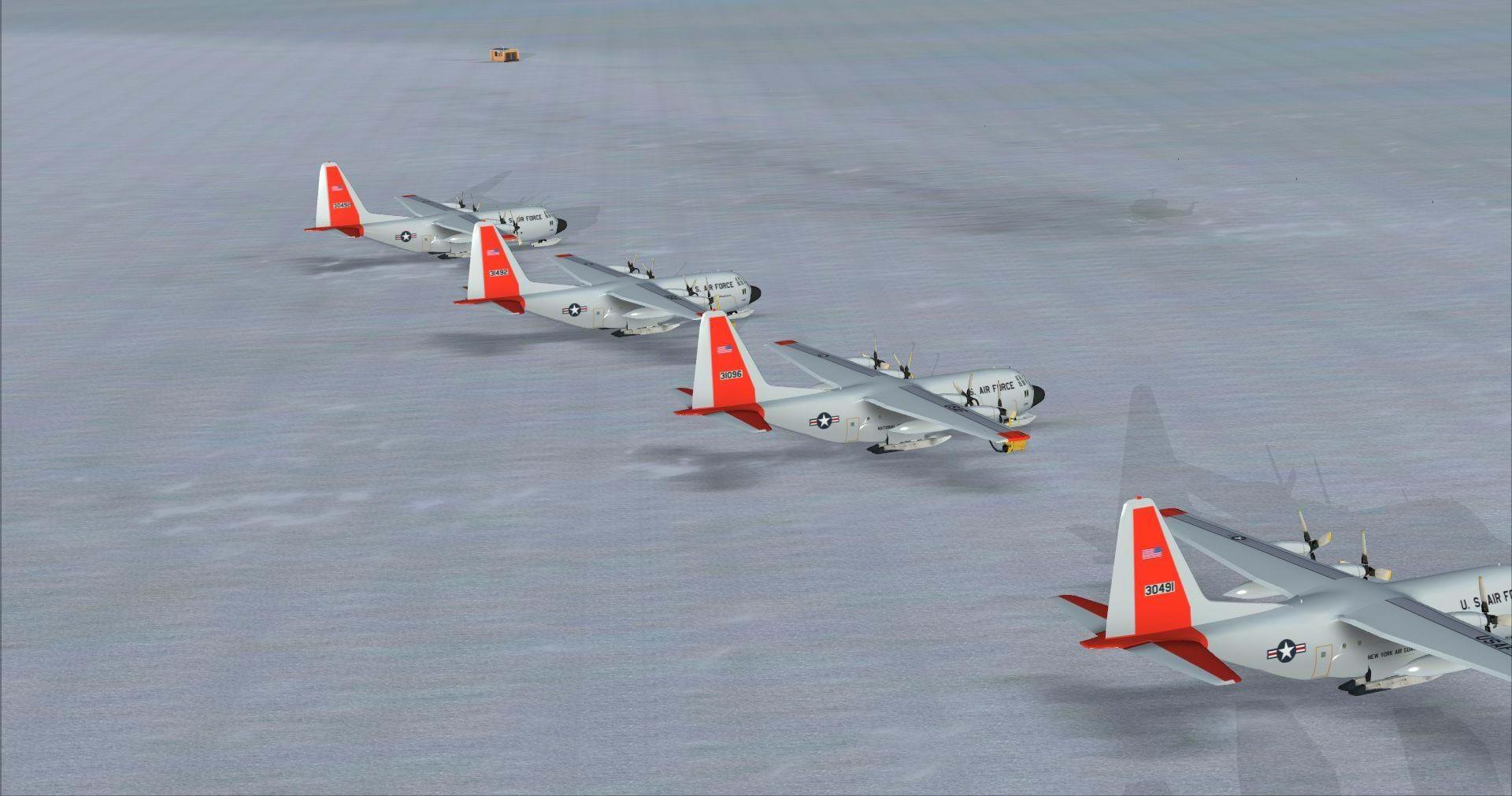 Review: Aerosoft Antarctica X for FSX and Prepar3D