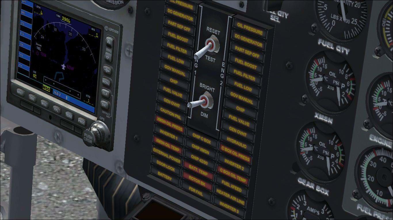 Review: Cera Sim Bell 212 for FSX • HeliSimmer com