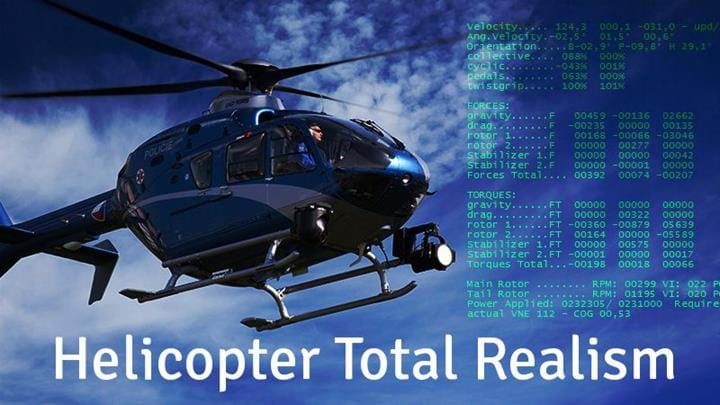 HTR - Helicopter Total Realism 1 6 • HeliSimmer com