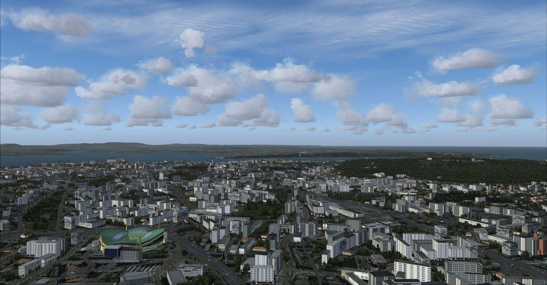 The ultimate FSX and P3D scenery: ORBX Global Vector and openLC