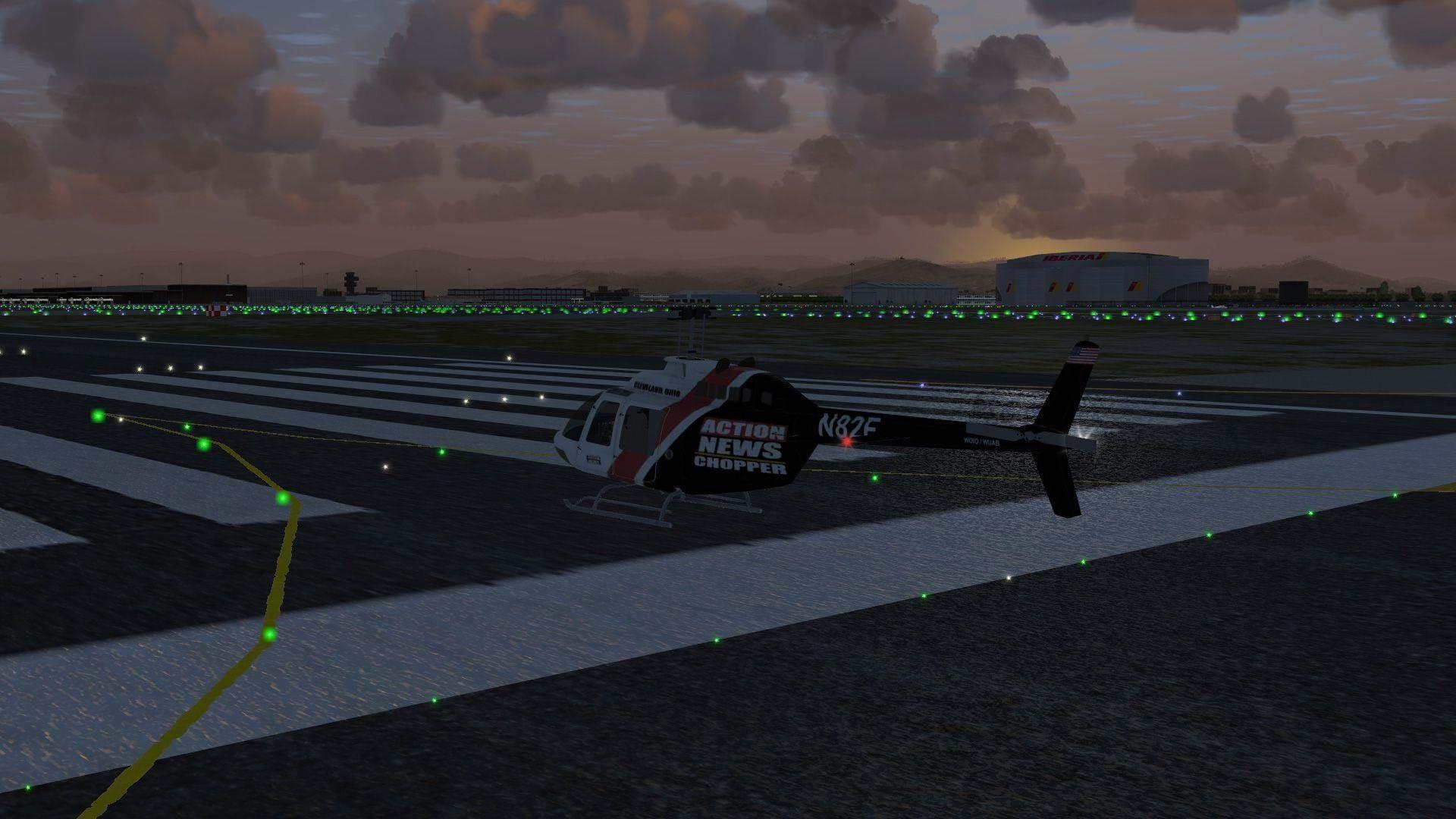 Introduction to FlightGear • HeliSimmer com