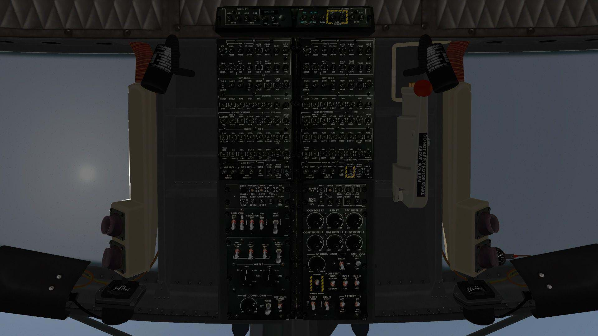 Review: X-Trident Bell 412 for X-Plane • HeliSimmer com
