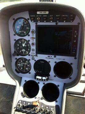 Aircraft Instrument Panel Blanks