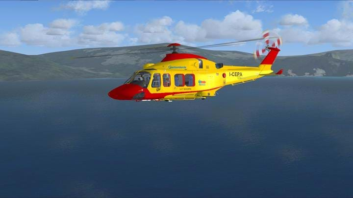 Icaro AW139 for FSX and P3D (updated)