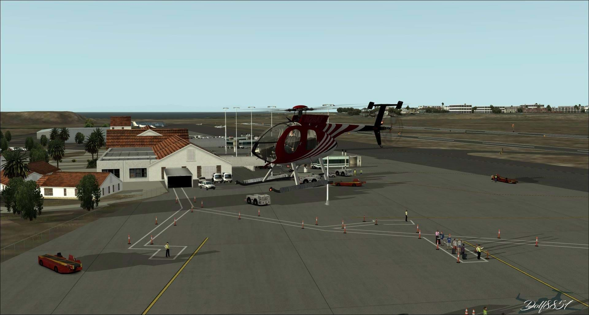 The best helicopter simulator • HeliSimmer com