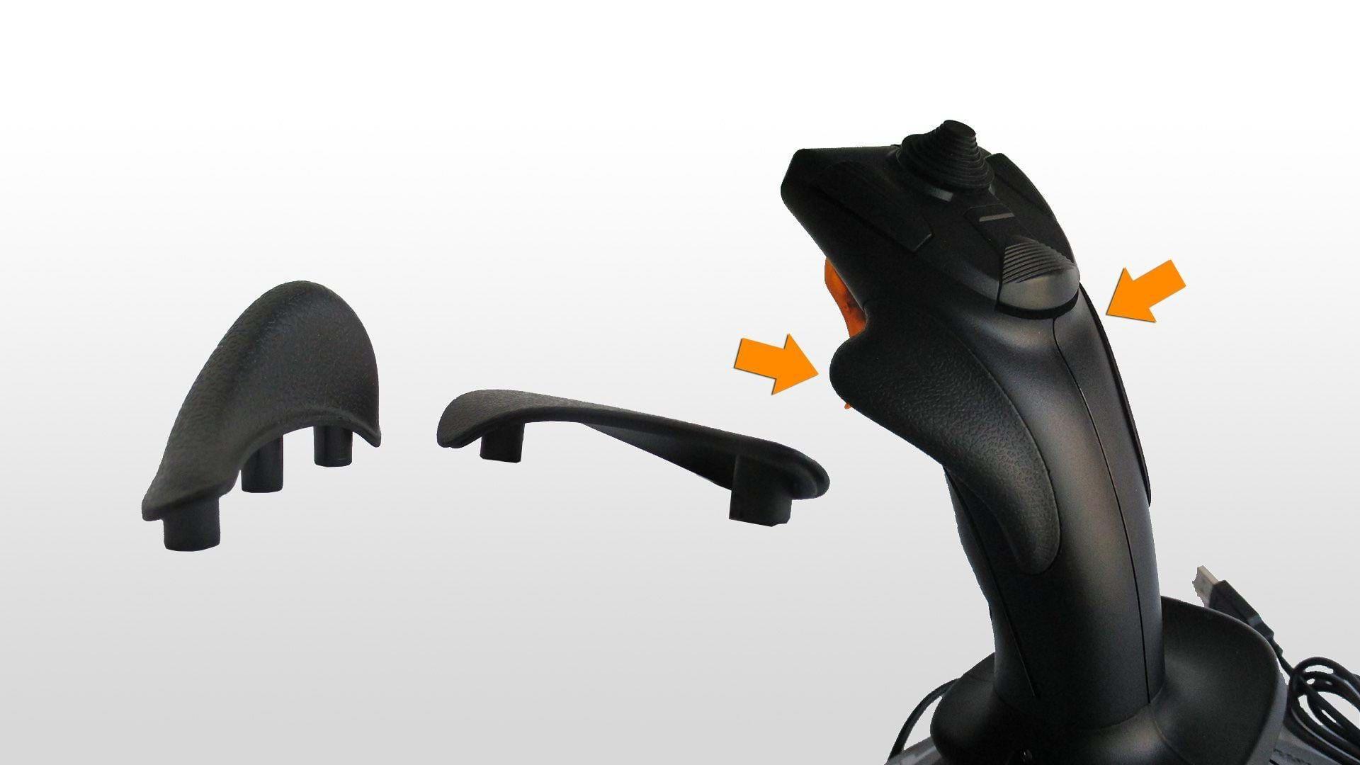 Review: Thrustmaster T 16000M FCS joystick • HeliSimmer com