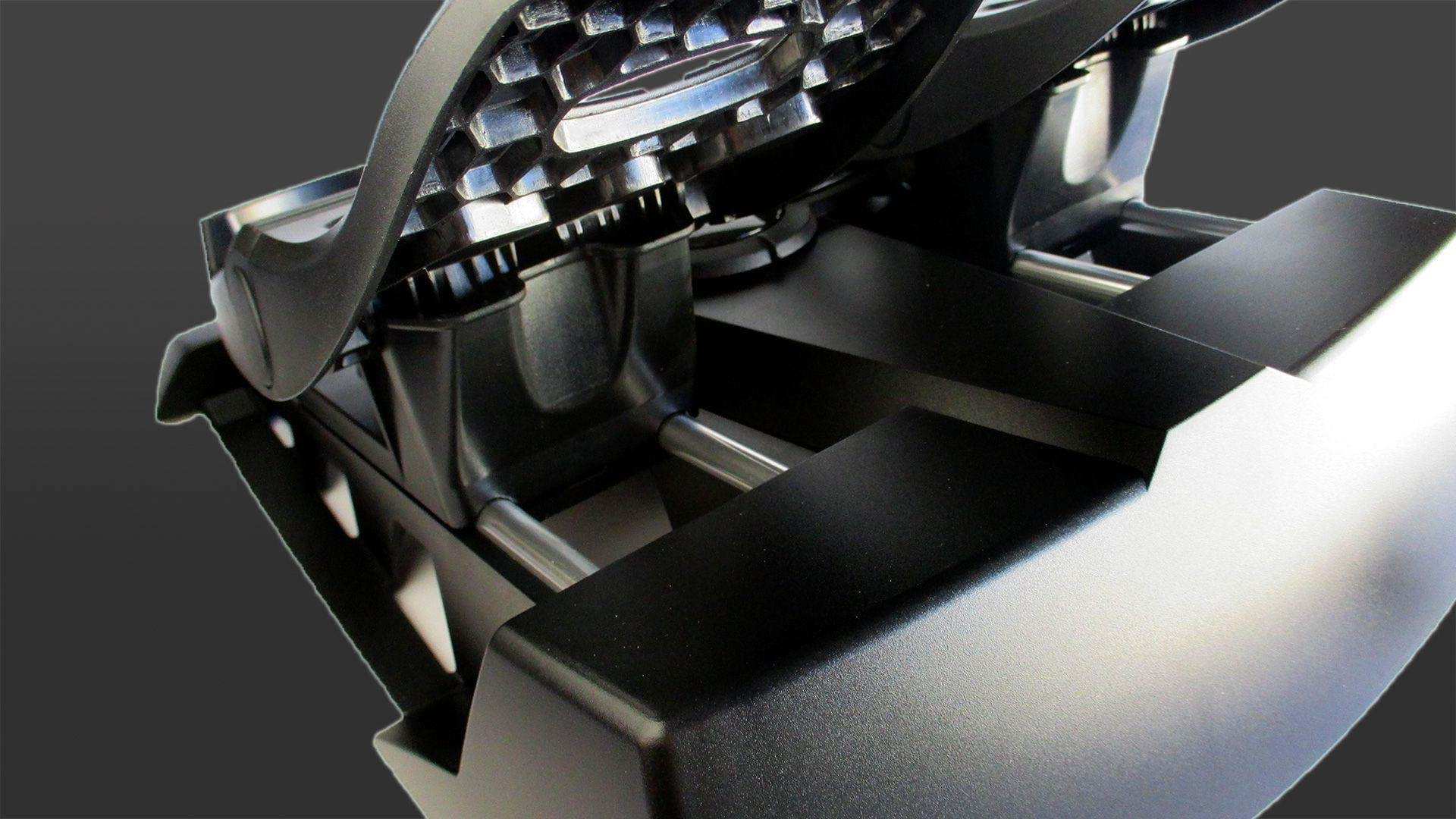 Review: Thrustmaster TFRP Rudder Pedals • HeliSimmer com