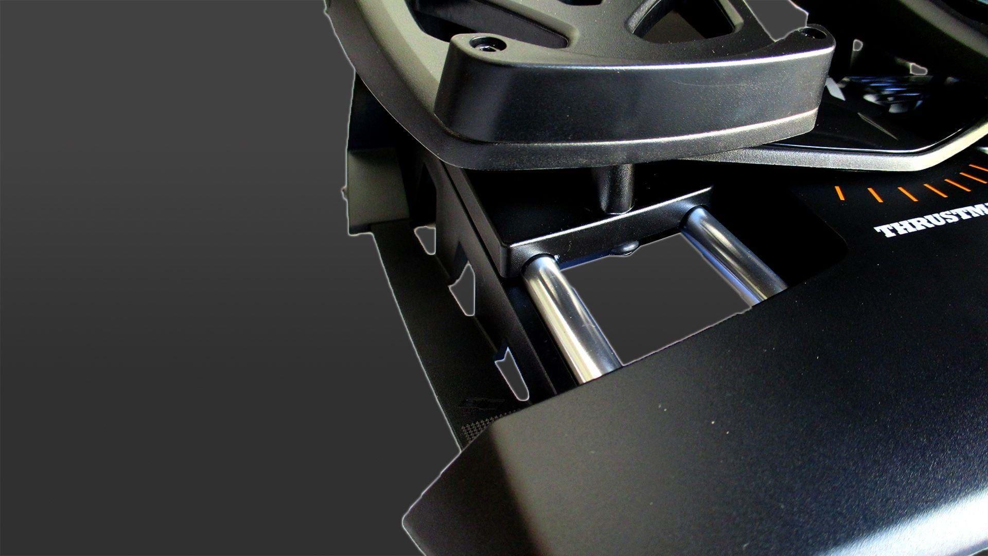 Review: Thrustmaster TFRP Rudder Pedals • HeliSimmer com