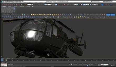 New developer on the scene: Poly-Dynamics will carry on with the BO-105