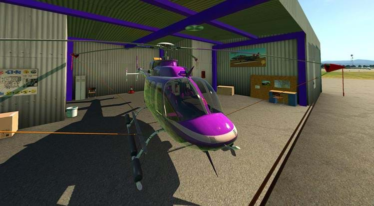 Half Moon Bay - KHAF for X-Plane - hangar
