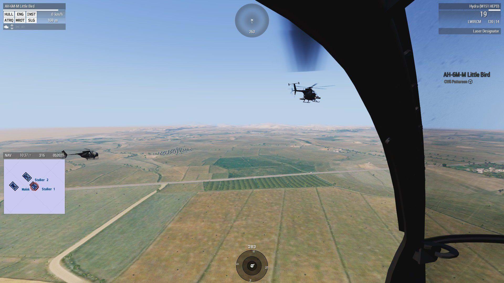 ARMA III's rotorcraft spearhead: the 160th • HeliSimmer com