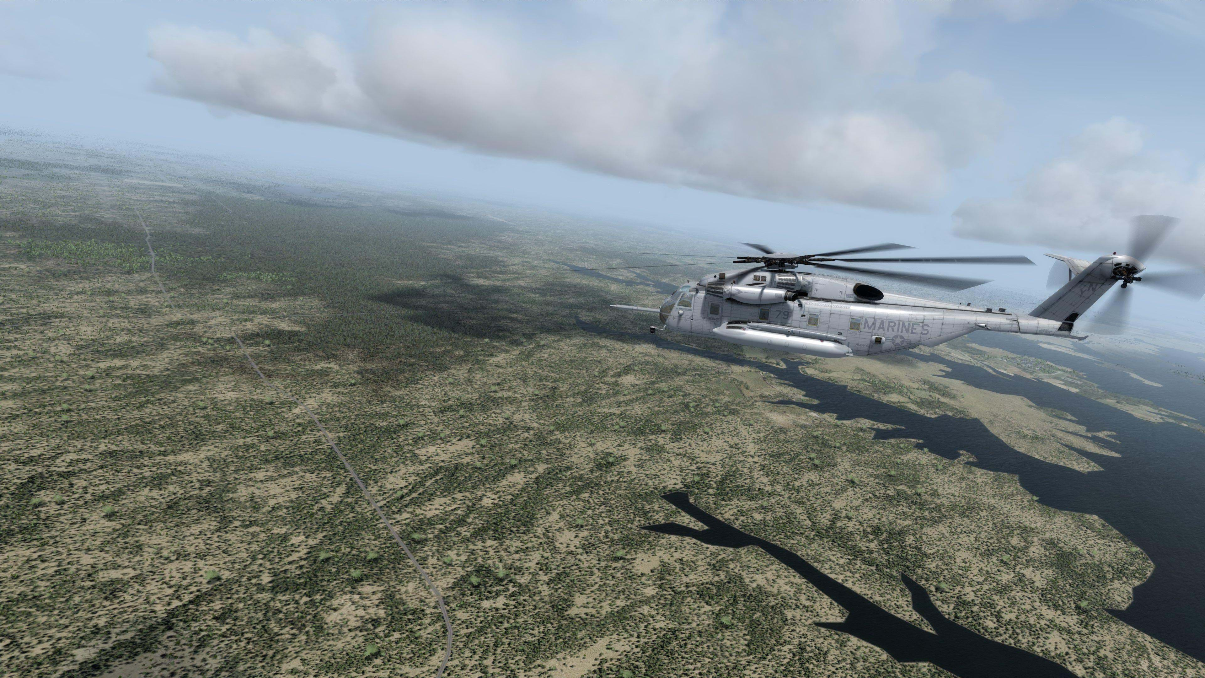 Prepar3D 4 2 comes with 2 new helicopters • HeliSimmer com