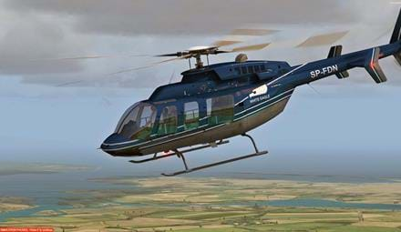 Nemeth Designs Bell 407 for FSX and P3D is out!