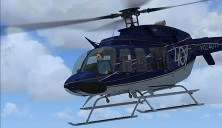 Review: Nemeth Designs Bell 407 for FSX and P3D