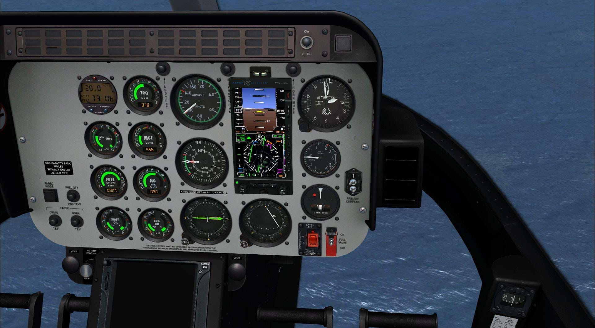 Review: Nemeth Designs Bell 407 for FSX and P3D • HeliSimmer com