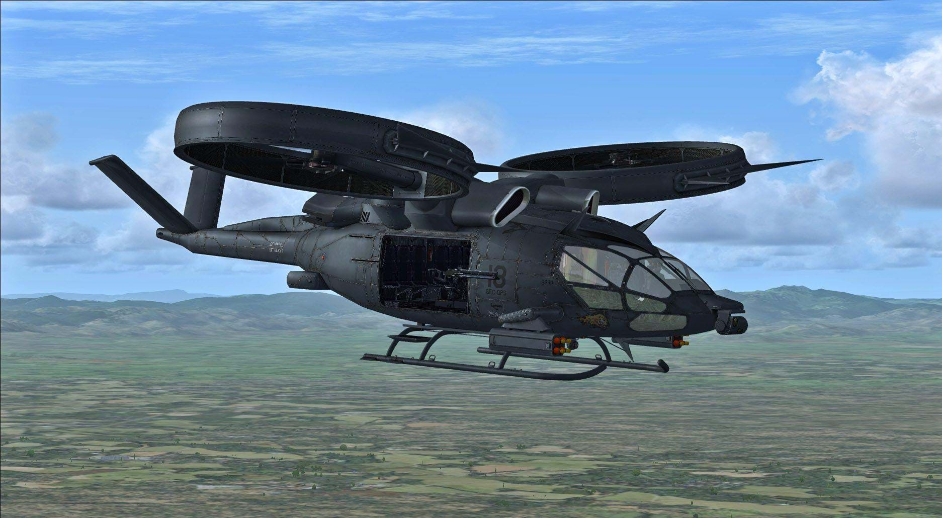 Nemeth Designs upgraded 3 more helicopters • HeliSimmer com