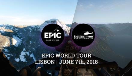 EPIC World Tour at Lisbon, Portugal - yes, we will be there