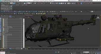Miltech Bo-105 for DCS - Korean Light Helicopter