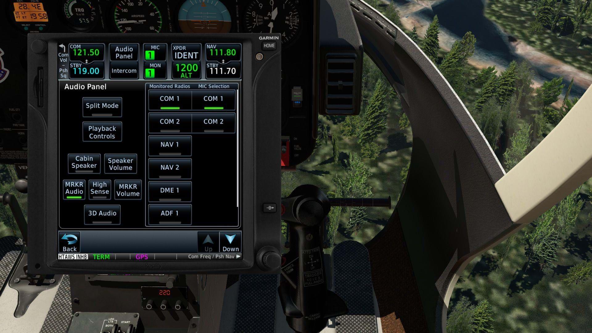 Review: Reality XP GTN 750 • HeliSimmer com