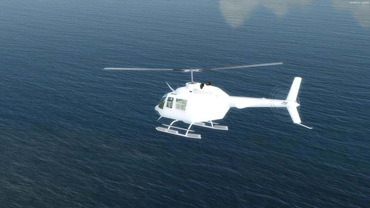 Eagle Rotorcraft Simulations Bell 206B 2.1