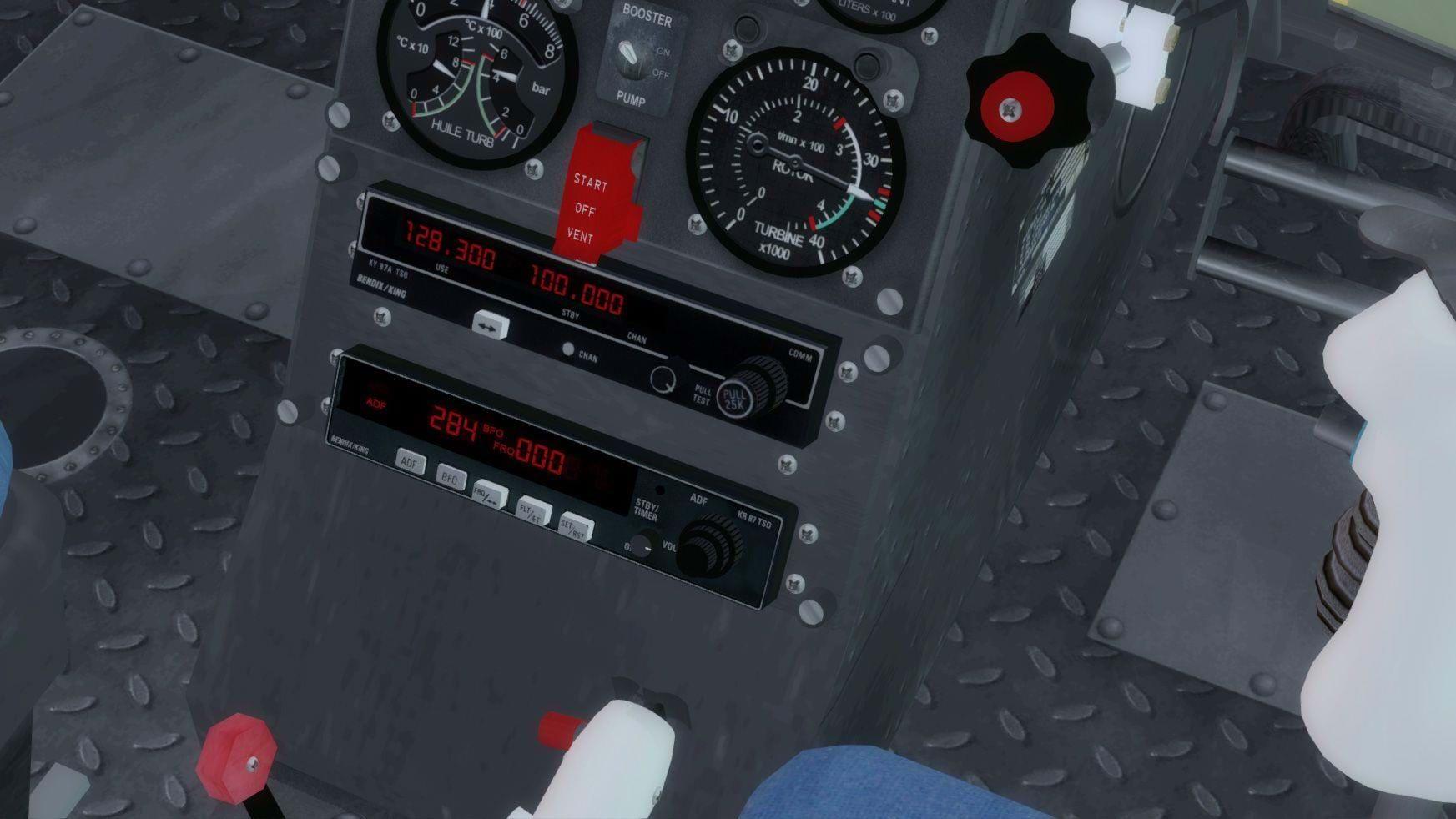 Review: MP Design Studio Aerospatiale SA315 Lama for P3D