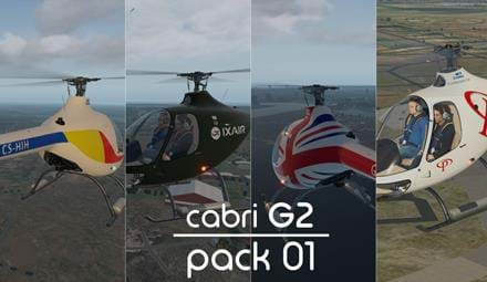 VSKYLABS Guimbal Cabri G2 Livery Pack 01