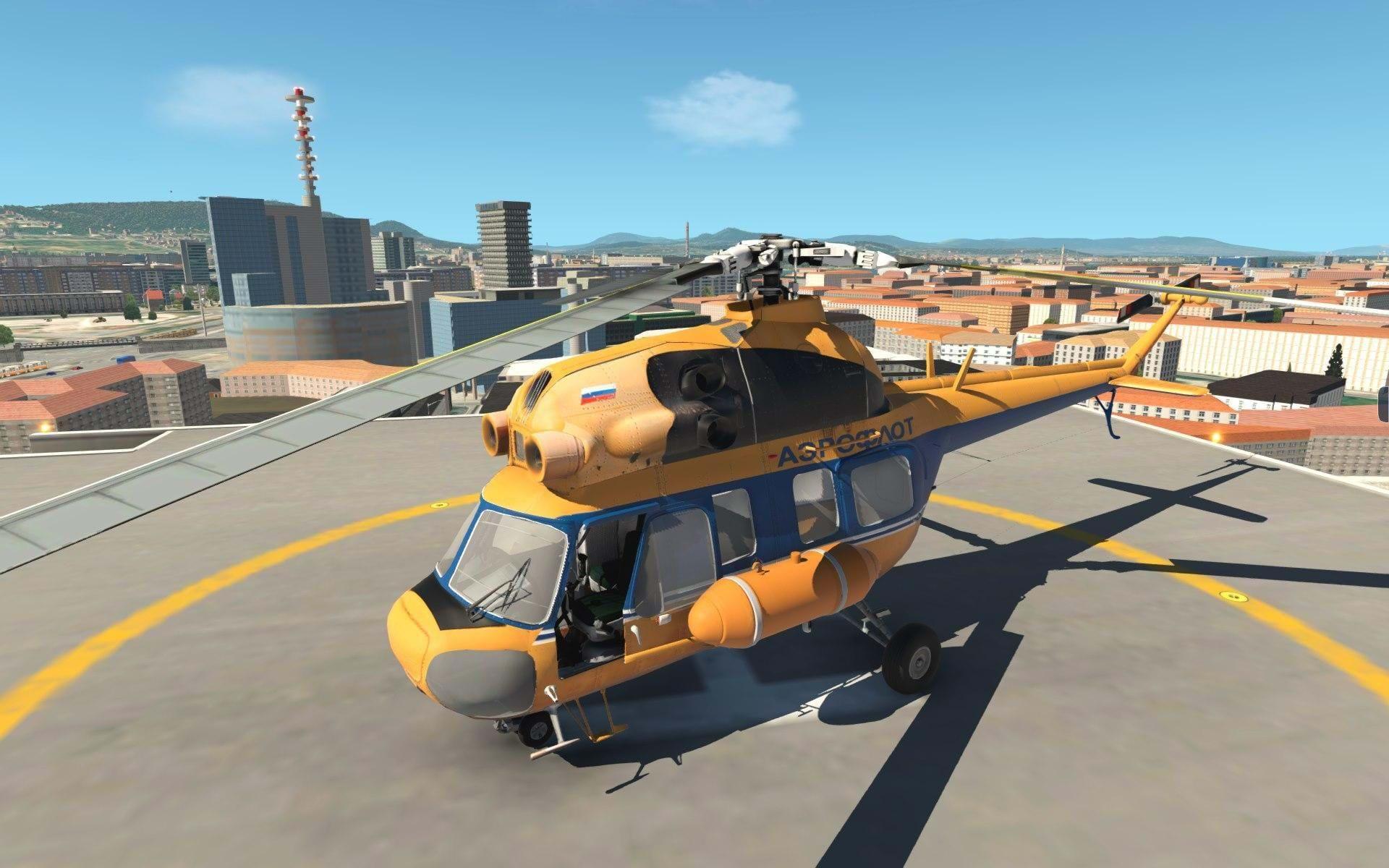 Mil Mi-2 by Mins - updated to X-Plane 11 • HeliSimmer com