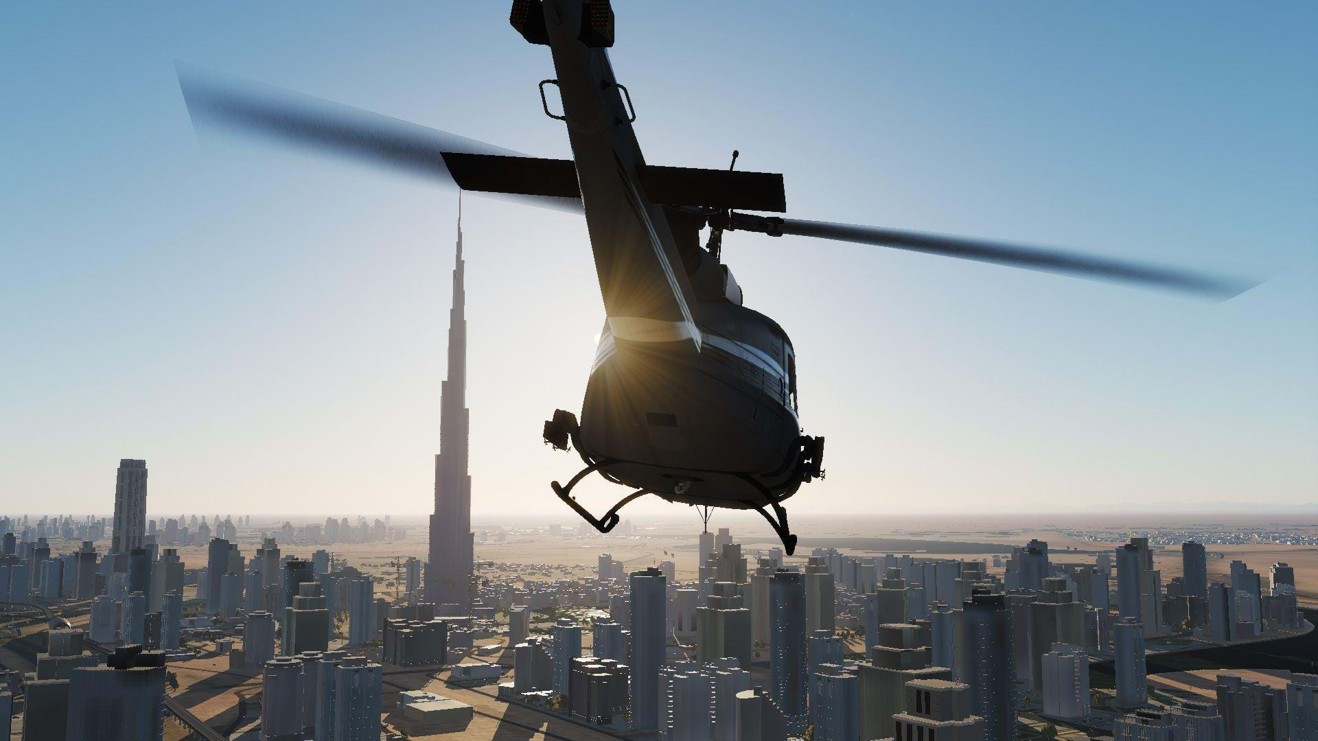 DCS World to have a free weekend, which includes the Persian