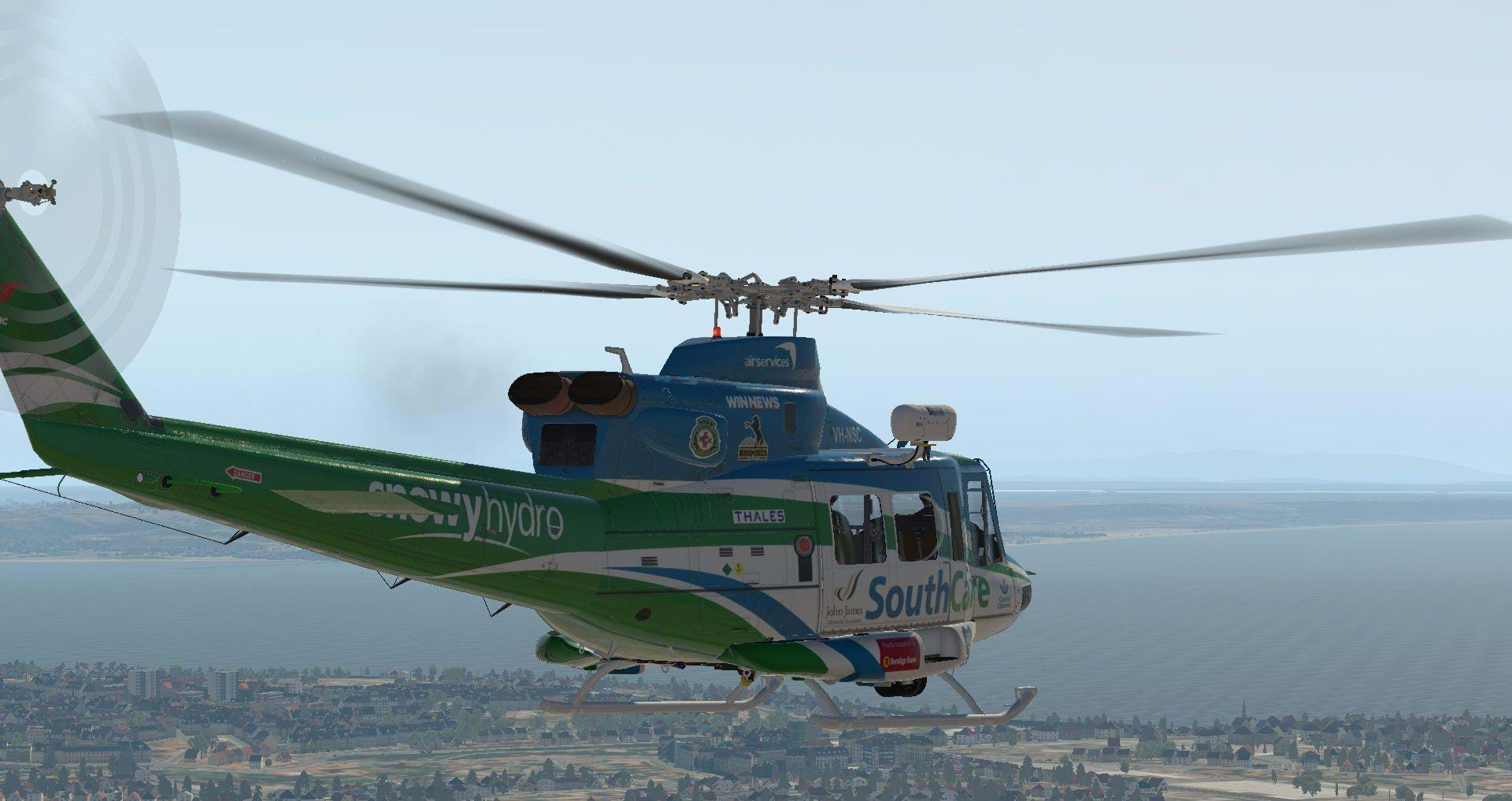 Review: Mission Generator for X-Plane • HeliSimmer com