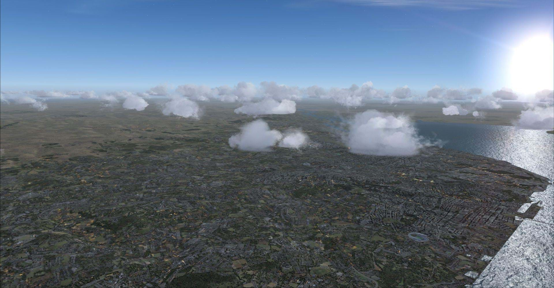 The ultimate FSX and P3D scenery: ORBX Global Vector and