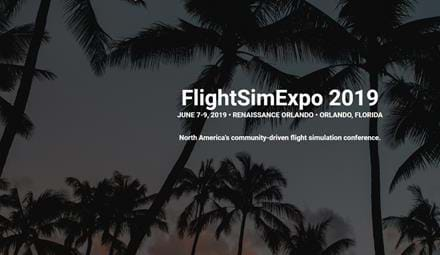 FlightSimExpo is looking for your feedback: help decide on the 2020 date and location