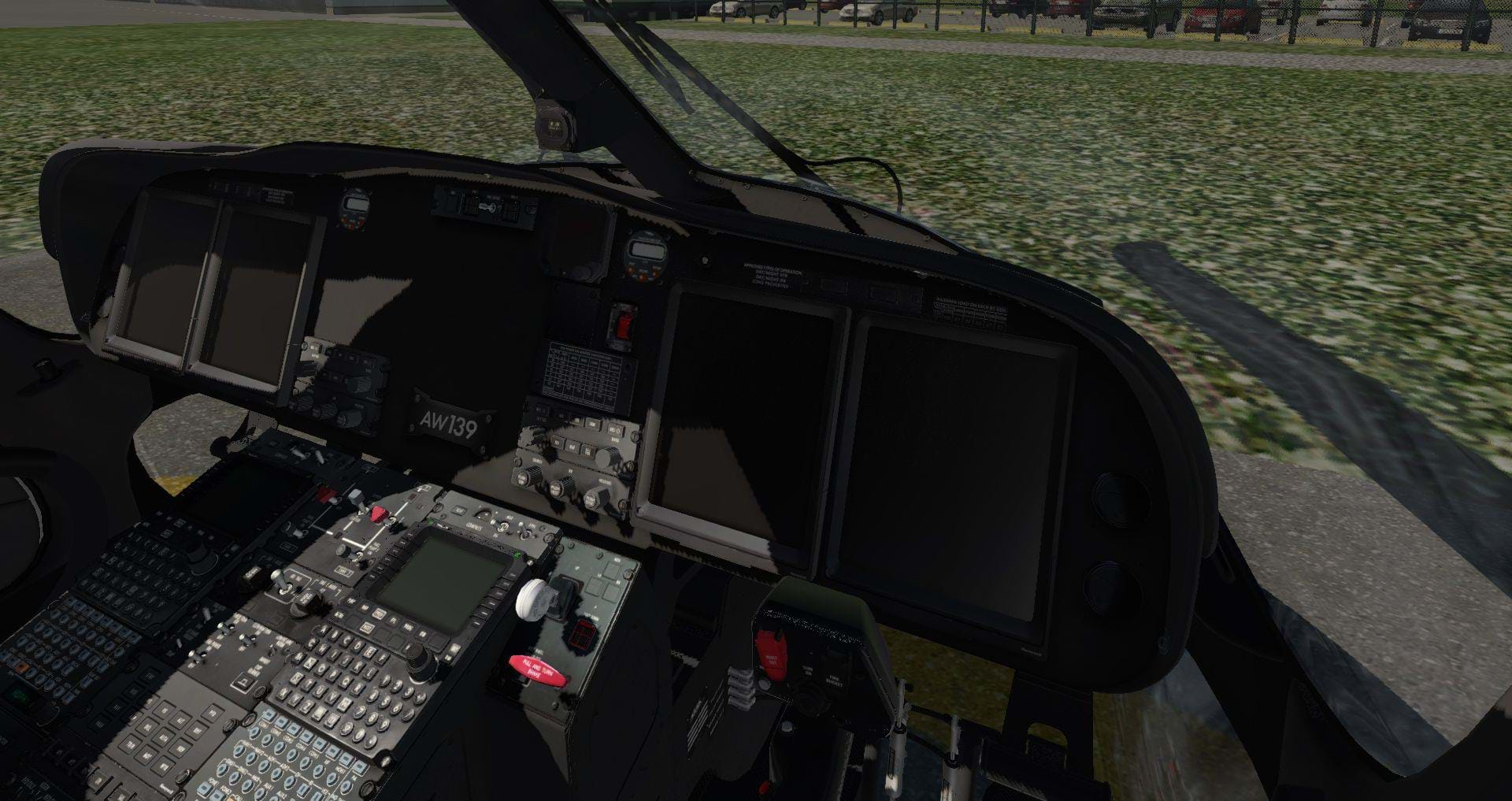 Preview: a sneak peek at the X-Rotors AW139 for X-Plane 11