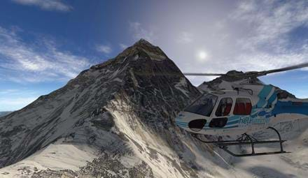 Review: Frank Dainese and Fabio Bellini Everest Park 3D for X-Plane