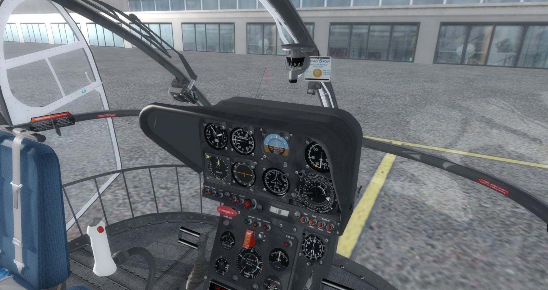 Review: MP Design Studio Alouette III for FSX and P3D • HeliSimmer com