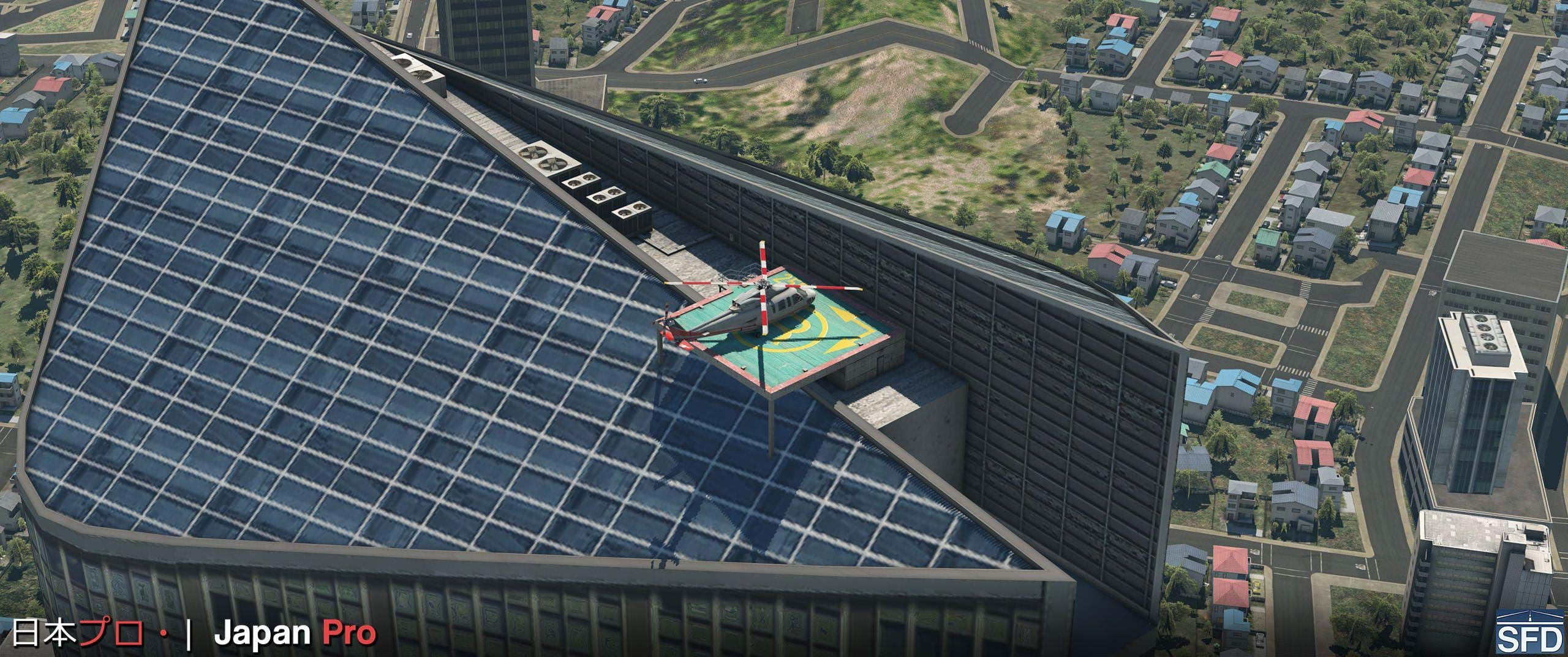 MisterX releases Japan Pro freeware scenery for X-Plane