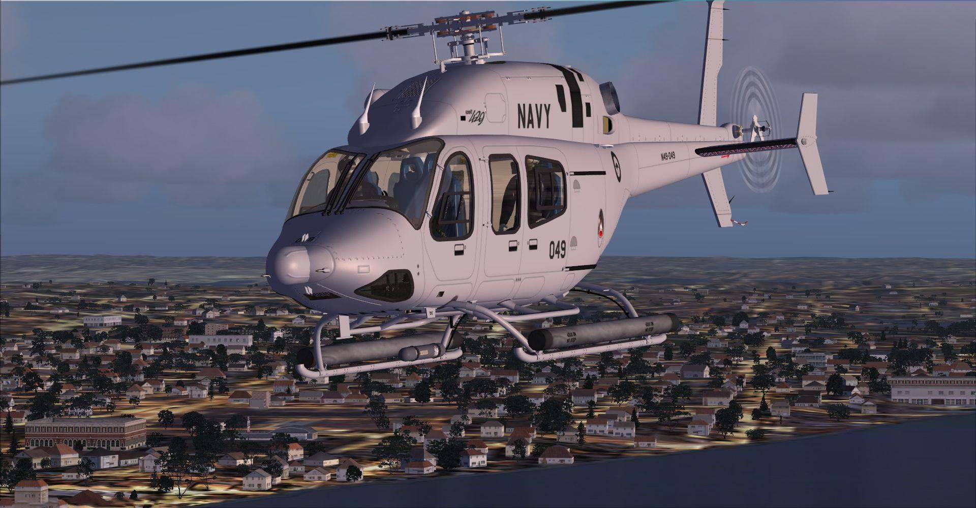Eagle Rotorcraft Simulations released the Bell 222 and 429 for FSX