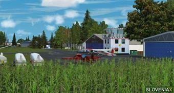 Ilumium Simulation Slovenia X and Slovenia X Airports for FSX, FSX:SE and P3D
