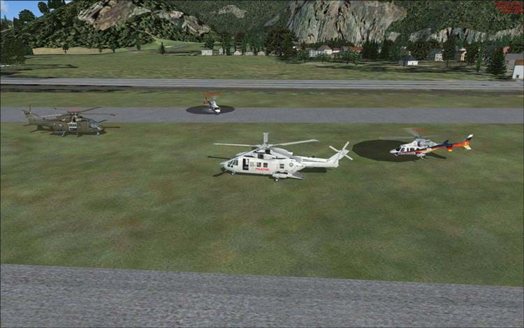 FSX multiplayer session