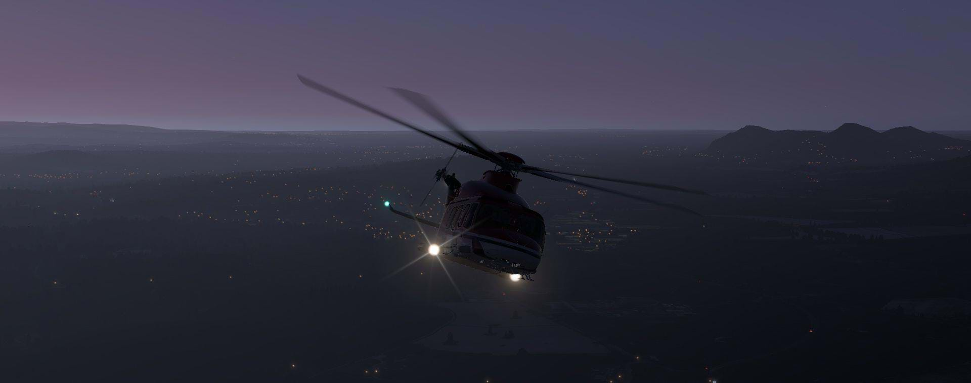 Review: X-Rotors AW139 (Early Access) for X-Plane 11 • HeliSimmer com