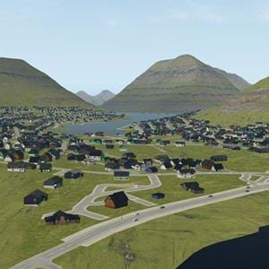 Review: Maps2XPlane Faroes4XPlane