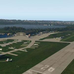 Review: ORBX Elstree Aerodrome (EGTR) for X-plane