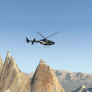 Review: Frank Dainese and Fabio Bellini Cerro Torre 3D for X-Plane