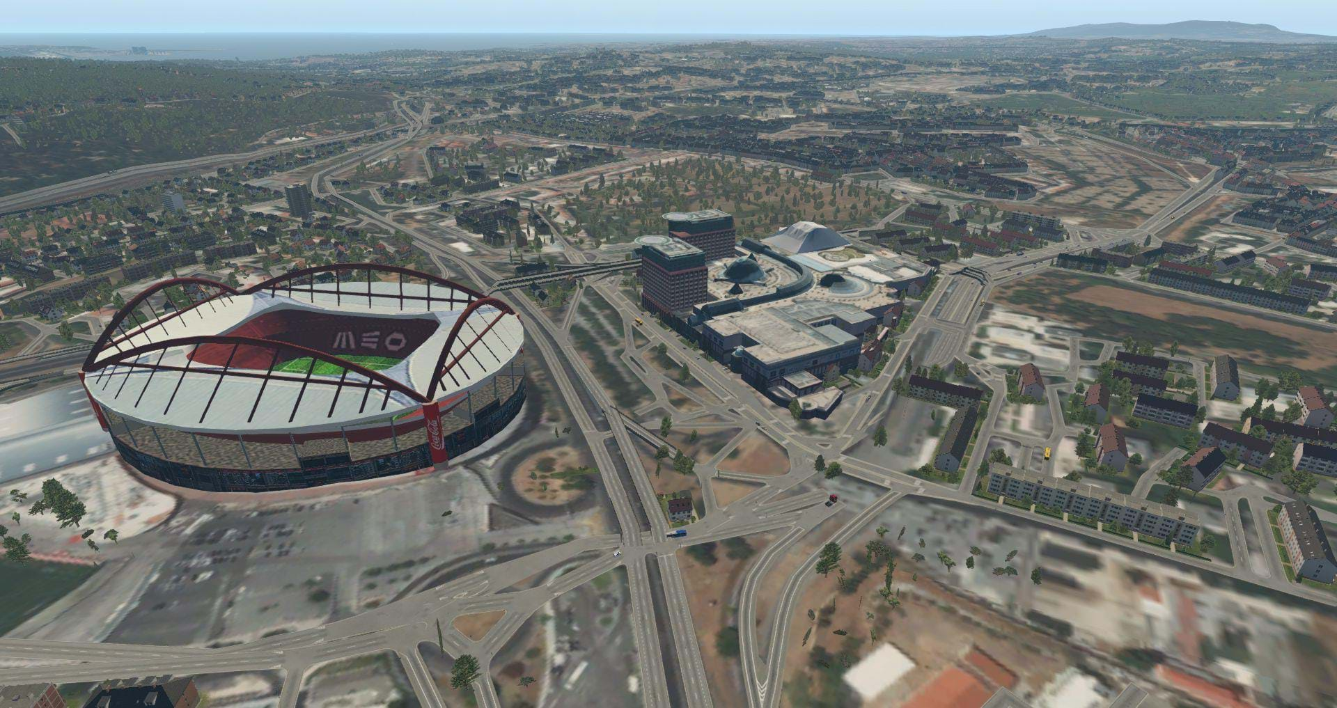 Review: MK Studios LPPT - Lisbon Airport for X-Plane