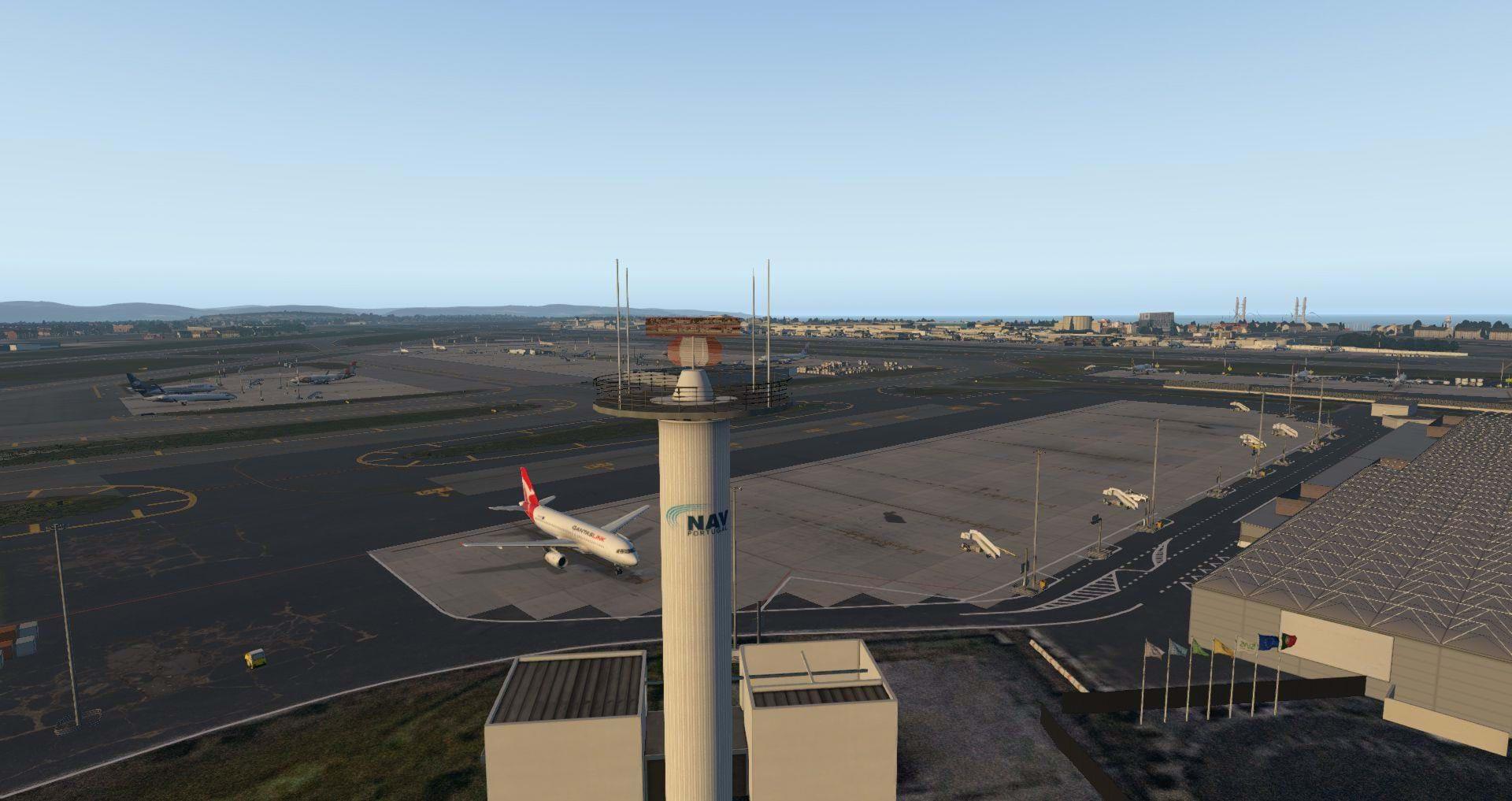 Review: MK Studios LPPT - Lisbon Airport for X-Plane