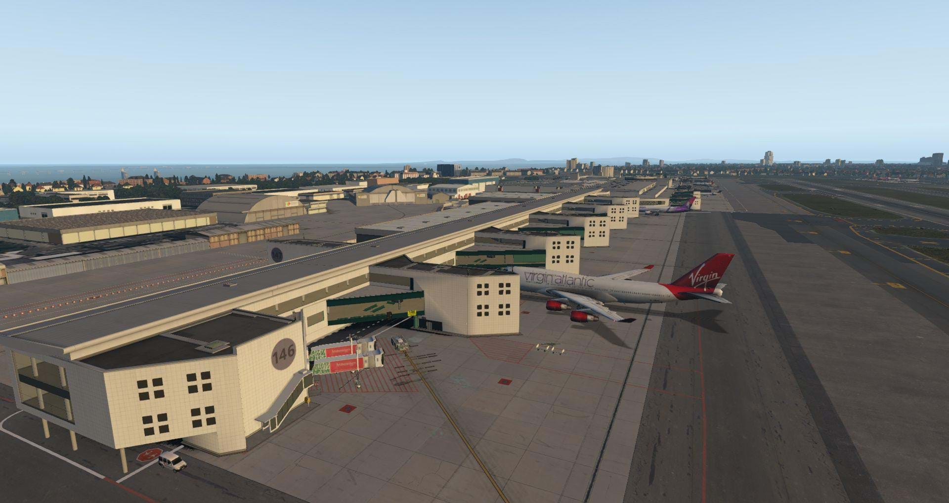 X Plane 11 Airliners