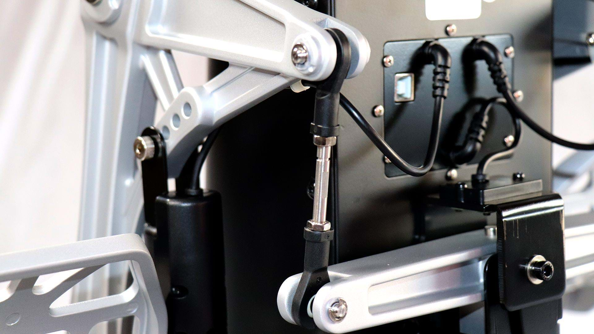 Review: Thrustmaster TPR pedals • HeliSimmer com