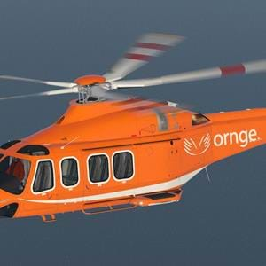 C-GYNN Repaint for the X-Rotors AW139 for X-Plane